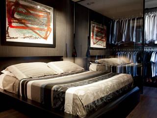 モダンスタイルの寝室 の dsgnduo モダン