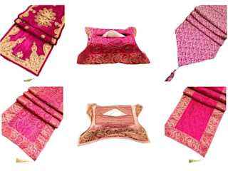 It's Pink!:   by Indian Interiors