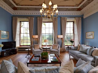 Salas de estilo  por Etons of Bath