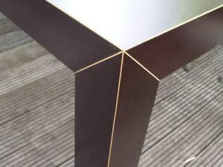 Tisch von Lars Führmann Tischlerei Minimalistisch