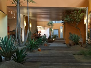 Jardin rustique par Folha Paisagismo Rustique
