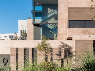 ML Residence Casas modernas: Ideas, diseños y decoración de Gantous Arquitectos Moderno