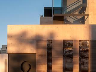 ML Residence Gantous Arquitectos Будинки