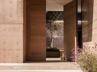 Casa ML de Gantous Arquitectos Moderno