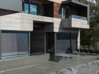 BB Residence Gantous Arquitectos Будинки