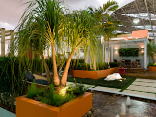 Jardin moderne par Folha Paisagismo Moderne