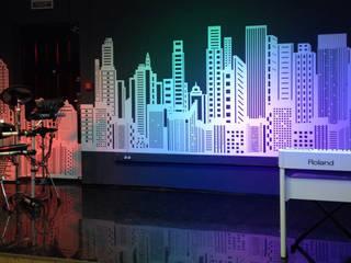 Оформление детского клуба республика КИДС Школы в эклектичном стиле от 33dodo Эклектичный