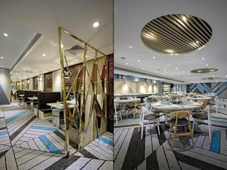 Design:  Commercial Spaces by PLOTCREATIVE Interior Design Ltd, Country