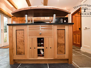 Blackmoor Classic style kitchen by Thoroughly Wood Classic