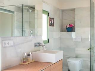 DMP arquitectura 現代浴室設計點子、靈感&圖片