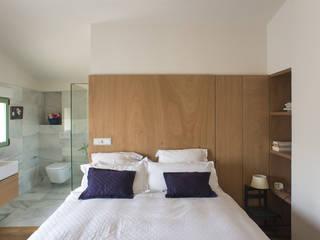 DMP arquitectura Moderne Schlafzimmer
