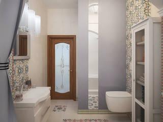Санузел гостевой: Ванные комнаты в . Автор – Art Group 'Tanni'