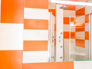 Baños de estilo moderno de PROJECT AB Moderno