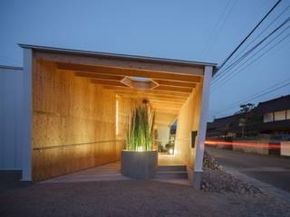 吉永の家: 岸本泰三建築設計室が手掛けた家です。