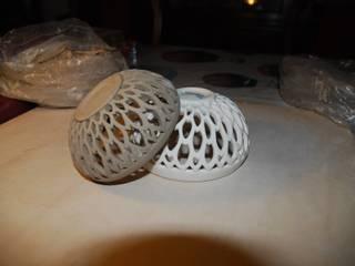 Serie Dalia:  in stile  di DeBa Ceramiche