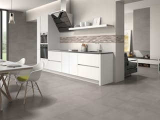 Minimalist kitchen by SANCHIS Minimalist
