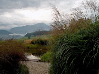 Jardines rurales de Paul Marie Creation Garden Design & Swimmingpools Rural