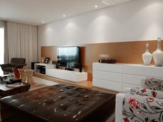 Salas de estar modernas por dsgnduo Moderno