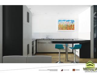 Dapur oleh Grendene Design, Modern