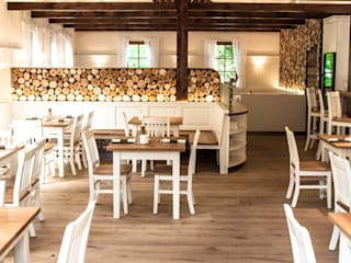 Restaurant Klee am Hanselteich:  Gastronomie von CHristian Bogner GmbH Living Art
