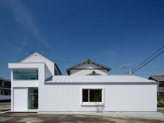 中曽根鍼灸大学堂整骨院: 加藤淳一建築設計事務所/JUNICHI KATO & ASSOCIATESが手掛けた医療機関です。