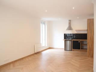 Appartement Angers. Salon classique par Anso Mata Classique