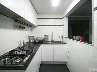 Dining room by 홍예디자인