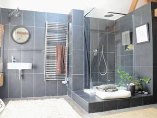 idée ô logis Minimalist style bathroom