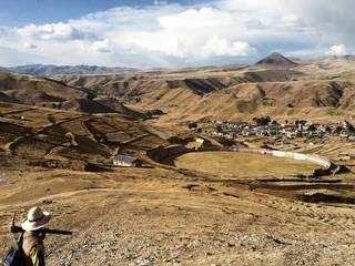 CASA SOLARE PERU' di Studio Architettura x Sostenibilità Rurale