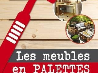 Les Meubles en Palettes // Aux éditions de Saxe:  de style  par Atelier Am