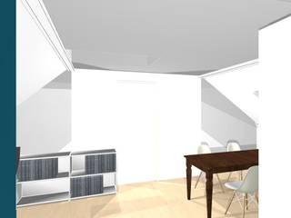 Visualisierung Loft in Mainz:   von Bolz Licht & Wohnen