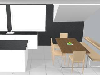 Visualisierung Loft in Saarbrücken:   von Bolz Licht & Wohnen