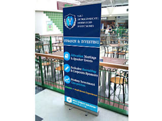 Different Types of Banner Stands Banner Buzz
