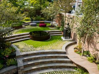 London Garden Chelsea Modern garden by Bartholomew Landscaping Modern