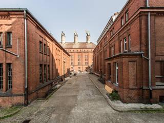 Malzfabrik, Berlin - Schöneberg Industriale Bürogebäude von ioo Elwardt & Lattermann Gesellschaft von Architekten mbH Industrial
