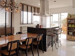 JOSÉ JANNARELLI Cozinhas modernas por AWDS Arquitetura e Design de Interiores Moderno