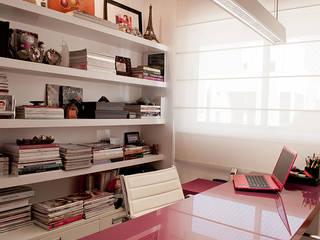JOSÉ JANNARELLI Escritórios modernos por AWDS Arquitetura e Design de Interiores Moderno