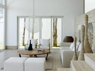 Livings de estilo  por MOHD - Mollura Home and Design