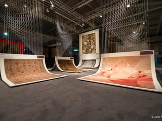 Centros de exhibiciones de estilo  por MATTER - Büro für Architektur und Städtebau
