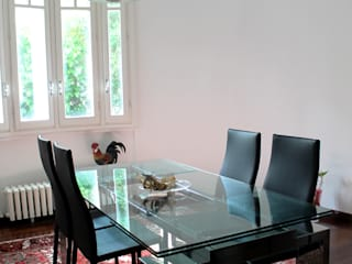Phòng ăn phong cách hiện đại bởi Zenith-Studio Architetti Associati Hiện đại