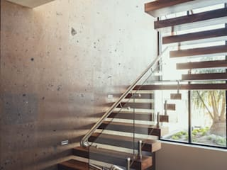 Corridor & hallway by Imativa Arquitectos