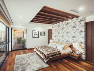 Residencia R53 Dormitorios modernos de Imativa Arquitectos Moderno