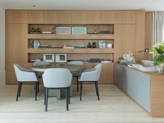 Salas de jantar modernas por Triplex Arquitetura Moderno