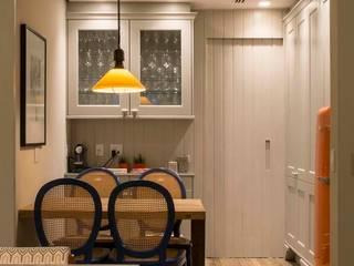 Triplex Arquitetura Dapur Modern