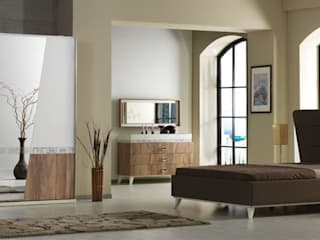 Serhat Mobilya – Hitit Yatak Odası:  tarz