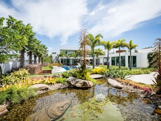 Moderner Garten von ricardo pessuto paisagismo Modern
