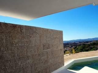 Casa B&C Casas de estilo moderno de saz arquitectos Moderno