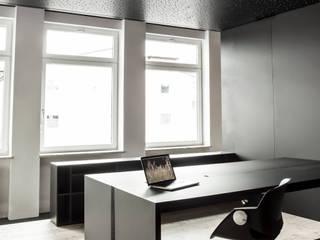 Arbeitsplätze:  Bürogebäude von Studio für Architektur Bernd Vordermeier
