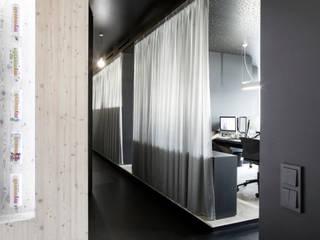 Empfang:  Bürogebäude von Studio für Architektur Bernd Vordermeier