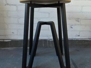 Stool NX3. van Kaspar Eisenmeier Industrieel